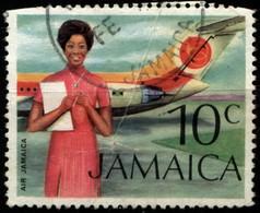 Jamaica 1979 Mi 452 - 10th Anniversary Air Jamaica - Jamaica (1962-...)