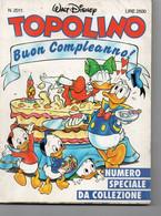 Topolino (Mondadori 1994) N. 2011 - Disney
