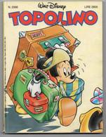 Topolino (Mondadori 1995) N. 2066 - Disney