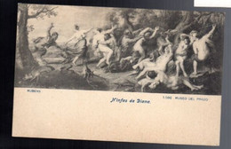 MADRID Museo Del Prado Condé , Rubens , Ninfas De Diana - Museum