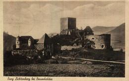 Burg LICHTENBERG Bei BAUMHOLDER Feldpostkarte Nach Bettemburg 27.5.1943 (nur 1 Mal Verfügbar) - Birkenfeld (Nahe)