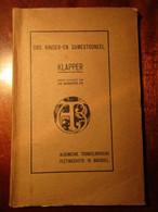 Ons Kinder- En Damestooneel - Klapper - Red. : Jan Bernaerts - Toneel Theater Toneelstukken - Theatre