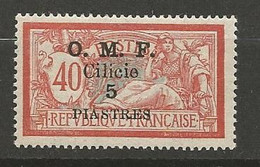 CILICIE N° 94 NEUF*  Trace De CHARNIERE  / MH - Neufs