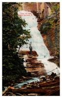 New York  Sharon Springs Falls - Adirondack