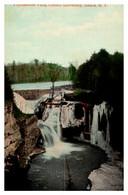 New York  Ithaca Triphammer Falls - Adirondack