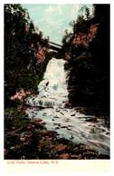 New York  Lodi Falls Seneca Lake - Adirondack