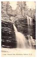 New York  Peterskill Falls Minnewaska Highland - Adirondack