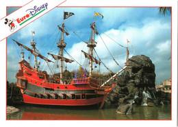 CPM 77 (Seine-et-Marne) Serris - EURODISNEY Disneyland Paris. Adventureland TBE Au Val D'Europe - Disneyland