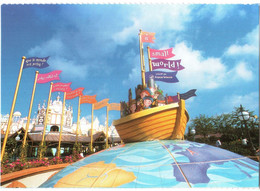 CPM 77 (Seine-et-Marne) Serris - EURODISNEY Disneyland Paris. Fantasyland TBE Au Val D'Europe - Disneyland