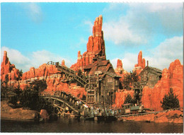 CPM 77 (Seine-et-Marne) Serris - EURODISNEY Disneyland Paris. Frontierland TBE Au Val D'Europe - Disneyland