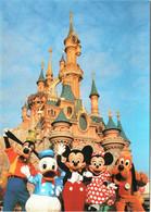 CPM 77 (Seine-et-Marne) Serris - EURODISNEY Disneyland Paris. Le Château De La Belle Au Bois Dormant TBE Au Val D'Europe - Disneyland