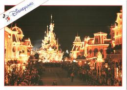 CPM 77 (Seine-et-Marne) Serris - EURODISNEY Disneyland Paris. Main Street, USA TBE Au Val D'Europe - Disneyland