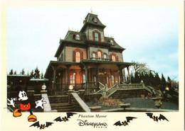 CPM 77 (Seine-et-Marne) Serris - EURODISNEY Disneyland Paris. Phantom Manor Et Mickey TBE Au Val D'Europe - Disneyland