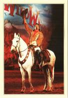 CPM 77 Serris - BUFFALO BILL'S WILD WEST SHOW. Buffalo Bill TBE EURODISNEY Disneyland Paris Val D'Europe - Disneyland