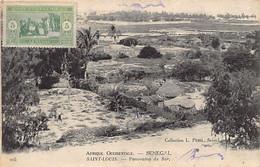 Sénégal - SAINT-LOUIS - Panorama De Sor - Ed. L. Penel 205 - Senegal