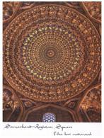 (PP 16) Samarkand - Rajistan Square (Mosque Roof?) Uzbekistan - Uzbekistan