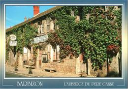 CPM 77 (Seine-et-Marne) Barbizon - L'Auberge Du Père Ganne TBE - Barbizon