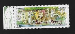 BA3  France 2021 ** Pont En Royans ( Town Landscape) - Sin Clasificación