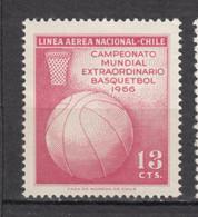 Chili, Chile, Basketball, Basket-ball - Volleyball
