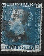 UK Royaume-Uni  N° 27 Planche 14 Oblitéré B/TB       Soldé  à Moins De 10 % ! ! !      Le Moins Cher Du Site ! ! ! - Used Stamps