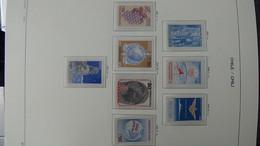 S197 Collection Du Chili Timbres Et Blocs ** En Reliure  SCHAUBECK De 1974 à 1997. A Saisir !!! - Collections (with Albums)