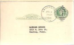STATIONERY 1948 LANCASTER - 1941-60