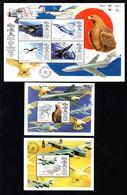 T1-10  Gambie N° 2665 à 2668 + BF 391 + BF 392 **  A Saisir !!!  Avions - Gambia (1965-...)