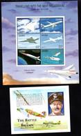 T1-11  Gambie N° 3336 à 3341 + BF 477 **  A Saisir !!!  Avions - Gambia (1965-...)