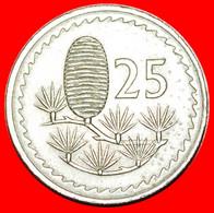 • CEDAR Of LEBANON: CYPRUS ★ 25 MILS 1971! LOW START ★ NO RESERVE! - Cyprus