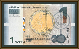 Azerbaijan 1 Manat 2009 P-31 (31a) UNC - Azerbaïjan