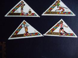 (4)   Cook Island (stamp) MNH  Sport (stamp - 4-8-2020) - Cook Islands
