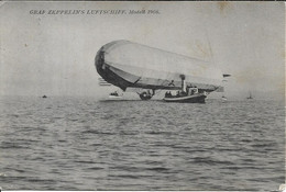 GRAF ZEPPELIN' S LUFTSCHIFF 1908 - Airships