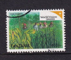 Tanzania 2007, Food Security Minr 4469 Vfu - Tanzania (1964-...)