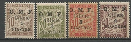 CILICIE TAXE N° 44  NEUF* CHARNIERE  / MH - Neufs