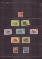 Bélize, Guatémala, Salvador, Lot De 10 Timbres Tout état, Toute Période - Belize (1973-...)