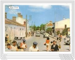 12755 AK/PC/CP/85/ILE DE NOIRMOUTIER/BARBATRE/LA RUE PRINCIPALE/1968/TTB - Ile De Noirmoutier