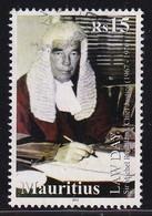 Mauritius 2012, Judge, Minr 1114 Vfu - Mauricio (1968-...)