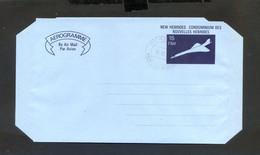 TIMBRES OCEANIE REF090521mi, Aérogramme VANUATU, Oblitéré - Vanuatu (1980-...)