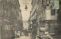 NANTES  Rue Crebillon Très Belle Animation RV - Nantes