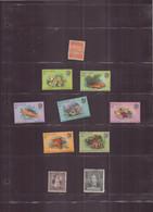 Bélize, Salvador, Guatémala, Lot De 10 Timbres Tout état, Toute Période - Belize (1973-...)