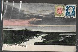 07 04/ EF//  REYKJAVIK 19?? - Islanda