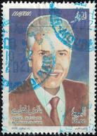 Algérie 2018 Oblitéré Used Artiste Musical Chanteur Singer Blaoui El Houari SU - Argelia (1962-...)