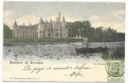 Bornem - Le Chateau. - Bornem