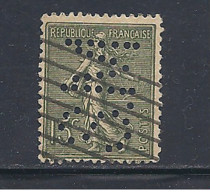 Y & T   N°  130  Perforé   S M  170  Ind  7 (26§07) - Gezähnt (Perforiert/Gezähnt)
