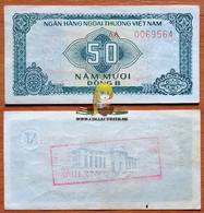 Vietnam 50 Dong 1987 XF Serie AA Р-FX2 - Vietnam