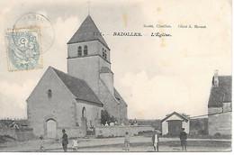A/161            58     Bazolles      Place De L'église - Autres Communes
