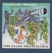 CNEP-1998-N°26** COUPE DU MONDE .Salon Philathélique De LYON - CNEP