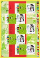 Bloc Feuillet Neuf** - Championnat Du Monde De Football - BF 49 (Yvert Et Tellier) - France 2002 - Mint/Hinged