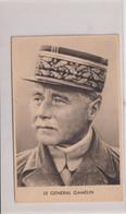 CP -FM-GENERAL GAMELIN  1914 - War 1914-18