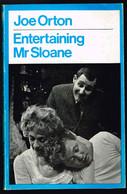 Entertaining Mr Sloane - Joe Orton - 1973 - 104 Pages 18,6 X 12 Cm - Cultural